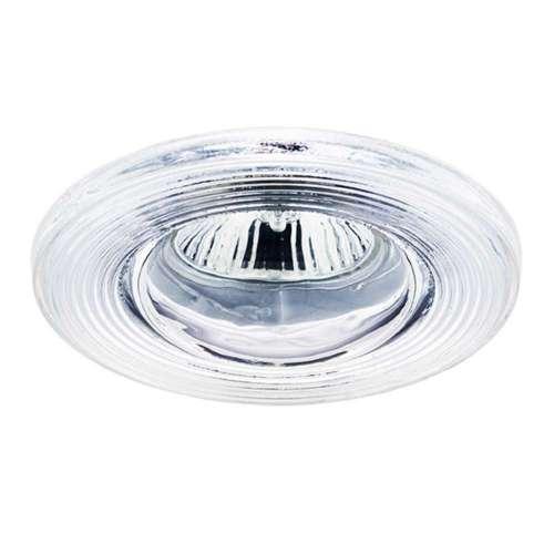 006880 DifesaPiano Светильник точечный встраиваемый декоративный под заменяемые галогенные или LED лампы Lightstar