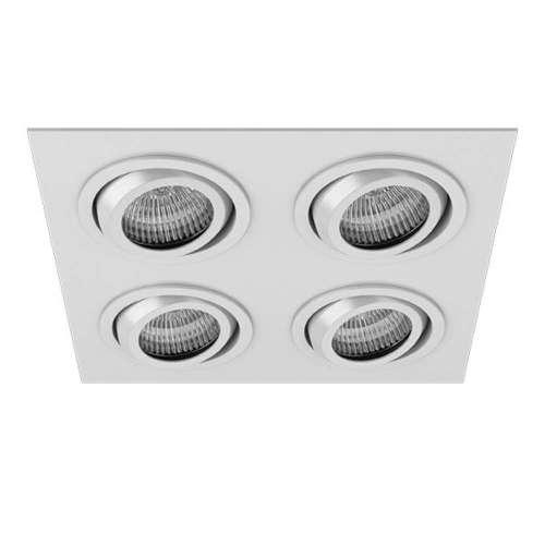 011614 Singo Светильник точечный встраиваемый декоративный под заменяемые галогенные или LED лампы Lightstar