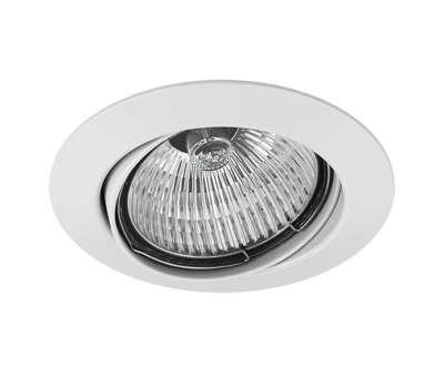 011020 Lega16 Светильник точечный встраиваемый декоративный под заменяемые галогенные или LED лампы Lightstar от Lightstar в магазине декоративного освещения Питерский свет