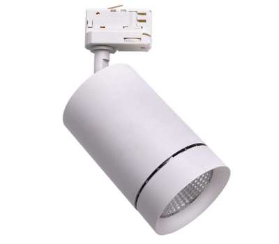 303564 Canno Светильник светодиодный для 3-фазного трека Lightstar от Lightstar в магазине декоративного освещения Питерский свет