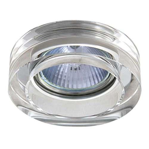 006130 Leimini Светильник точечный встраиваемый декоративный под заменяемые галогенные или LED лампы Lightstar