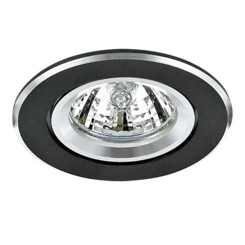 011008 BanaleWeng Светильник точечный встраиваемый декоративный под заменяемые галогенные или LED лампы Lightstar