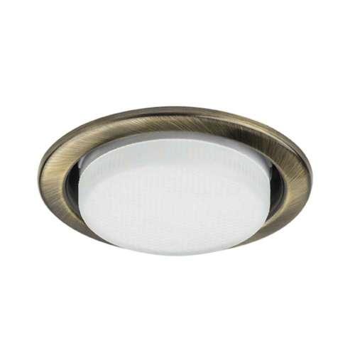 212111 Tensio Светильник точечный встраиваемый декоративный под заменяемые КЛЛ или LED лампы Lightstar
