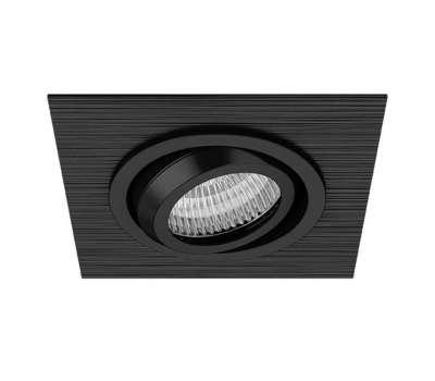 011621 Singo Светильник точечный встраиваемый декоративный под заменяемые галогенные или LED лампы Lightstar