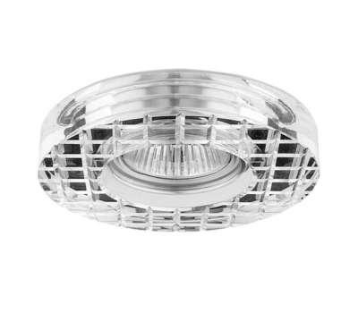 006310 Facetocr Светильник точечный встраиваемый декоративный под заменяемые галогенные или LED лампы Lightstar