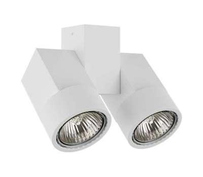 051036 IllumoX2 Светильник точечный накладной декоративный под заменяемые галогенные или LED лампы Lightstar от Lightstar в магазине декоративного освещения Питерский свет