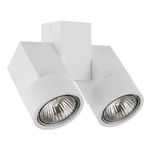 051036 IllumoX2 Светильник точечный накладной декоративный под заменяемые галогенные или LED лампы Lightstar