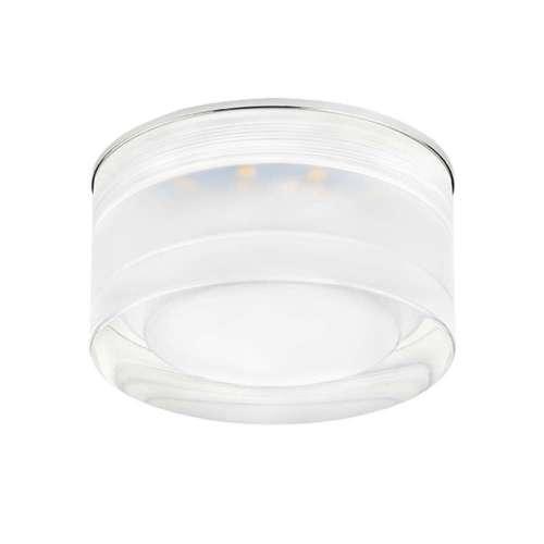 070234 Artico Светильник точечный встраиваемый декоративный со встроенными светодиодами Lightstar