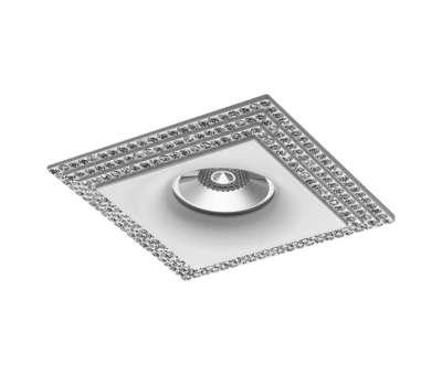 011986 Miriade Светильник точечный встраиваемый декоративный под заменяемые галогенные или LED лампы Lightstar от Lightstar в магазине декоративного освещения Питерский свет