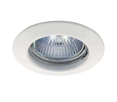 011010 Lega16 Светильник точечный встраиваемый декоративный под заменяемые галогенные или LED лампы Lightstar