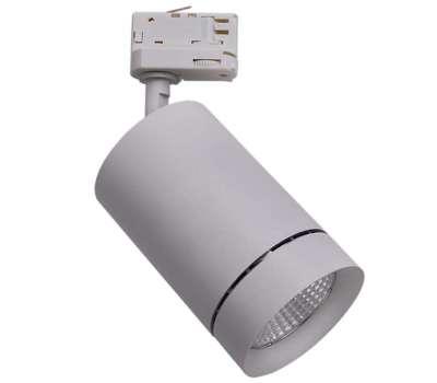 303594 Canno Светильник светодиодный для 3-фазного трека Lightstar от Lightstar в магазине декоративного освещения Питерский свет