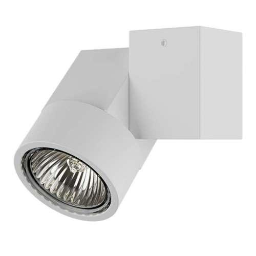 051026 IllumoX1 Светильник точечный накладной декоративный под заменяемые галогенные или LED лампы Lightstar