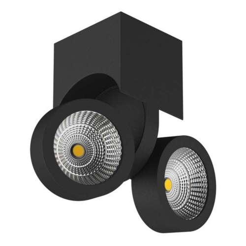 055374 Snodo Светильник точечный накладной декоративный со встроенными светодиодами Lightstar