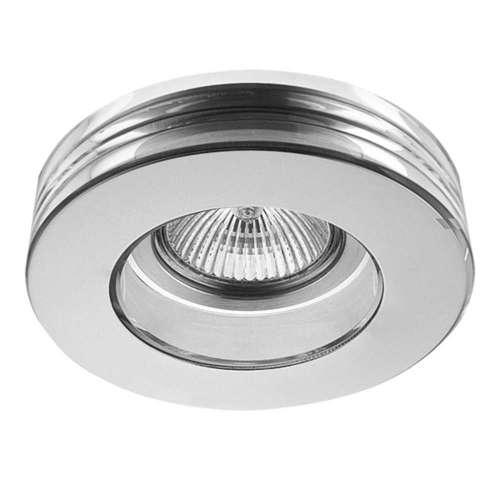 006114 Lei Светильник точечный встраиваемый декоративный под заменяемые галогенные или LED лампы Lightstar