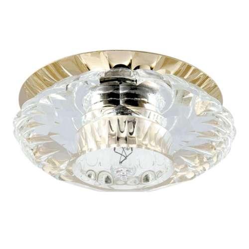 004512 Bomo Светильник точечный встраиваемый декоративный под заменяемые галогенные или LED лампы Lightstar