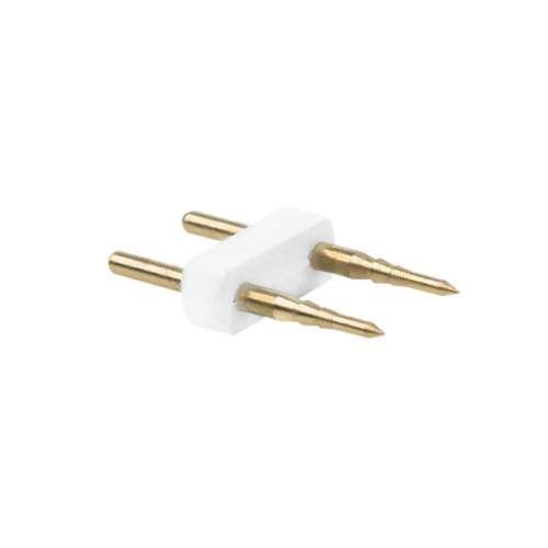 430180  Соединитель 2-х штырьковый для ленты Lightstar