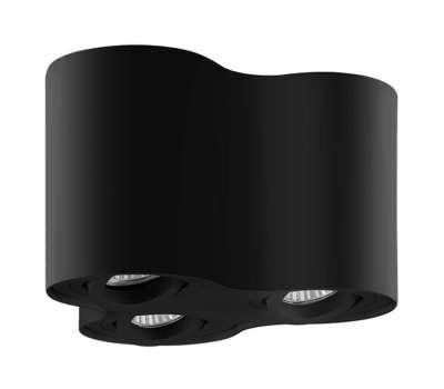 052037 Binoco Светильник точечный накладной декоративный под заменяемые галогенные или LED лампы Lightstar от Lightstar в магазине декоративного освещения Питерский свет