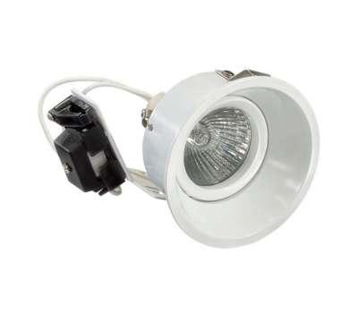 214606 Domino Светильник точечный встраиваемый декоративный под заменяемые галогенные или LED лампы Lightstar от Lightstar в магазине декоративного освещения Питерский свет