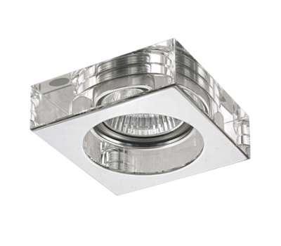 006144 Luimini Светильник точечный встраиваемый декоративный под заменяемые галогенные или LED лампы Lightstar