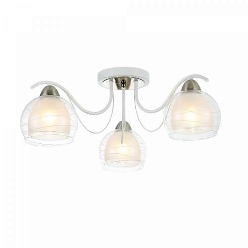 Потолочный светильник Freya Nikki FR5052-CL-03-W