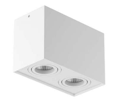052086 Rettango Светильник точечный накладной декоративный под заменяемые галогенные или LED лампы Lightstar