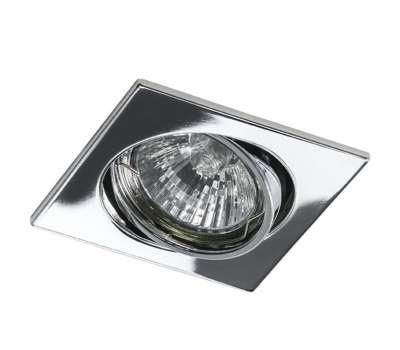 011944 Lega16 Светильник точечный встраиваемый декоративный под заменяемые галогенные или LED лампы Lightstar