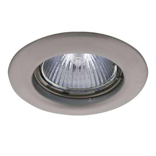 011079 Tesofix Светильник точечный встраиваемый декоративный под заменяемые галогенные или LED лампы Lightstar