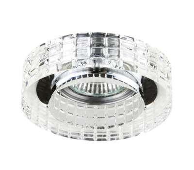 006350 Faceto Светильник точечный встраиваемый декоративный под заменяемые галогенные или LED лампы Lightstar от Lightstar в магазине декоративного освещения Питерский свет