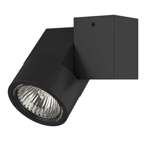 051027 IllumoX1 Светильник точечный накладной декоративный под заменяемые галогенные или LED лампы Lightstar