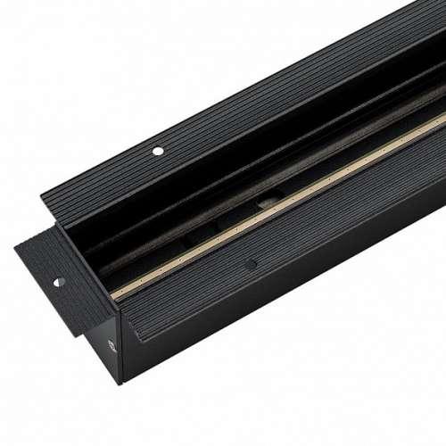 Шинопровод магнитный MAG-TRACK-4560-F-1040 встраиваемый черный 026898 Arlight