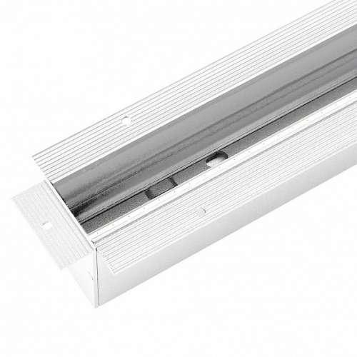 Шинопровод магнитный MAG-TRACK-4560-F-3040 встраиваемый белый 028062 Arlight