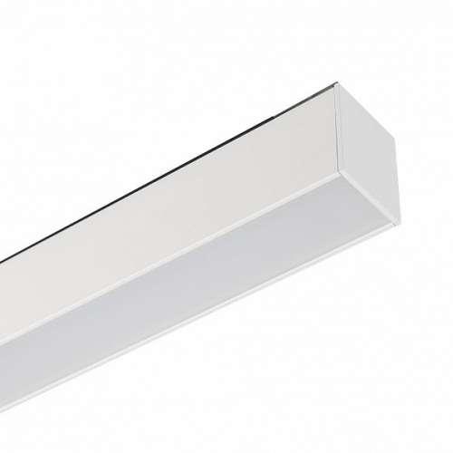 Светильник 18W Белый теплый MAG-FLAT-45-L605 100deg  24V на магнитный шинопровод белый 026952 Arlight